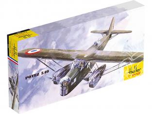 Heller maquette avion 80395 POTEZ 540 nouveau boitage 1/72