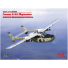 Icm maquette avion 48290 Cessna O-2A Skymaster, American Reconnaissance Aircraft (100% new molds) 1/48