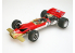 Ebbro maquette voiture 006 Team Lotus Type 49C 1970 1/20