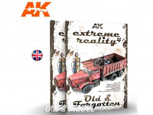 Ak Interactive livre AK511 Extreme Reality 4 Ancien et oublié en Anglais