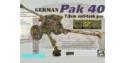 afv club maquette militaire 35071 pak 40 1/35