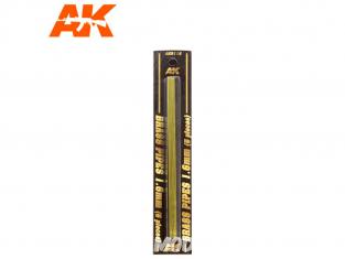 AK interactive ak9115 Tubes laiton 1.6mm x5