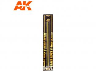 AK interactive ak9120 Tubes laiton 2,4mm x2