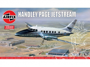 Airfix maquette avion A03012V Handley Page Jetstream 1/72