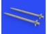 Eduard kit d'amelioration brassin 672246 Armement AIM-132 ASRAAM 1/72