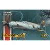 EDUARD maquette avion 11107 Adlerangriff - Messerschmitt Bf 109E Edition Limitée 1/32