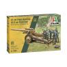 Italeri maquette militaire 7082 15 cm Field Howitzer / 10,5 cm Field Gun 1/72