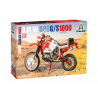 Italeri maquette moto 4641 B.M.W. R80 G/S 1000 Paris Dakar 1985 1/9