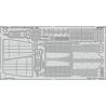 EDUARD photodecoupe avion 481027 Undercarriage Dornier Do 217J-1/2 Icm 1/48