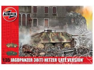 Airfix maquette militaire A1353 JagdPanzer 38 tonne Hetzer Late Version 1/35