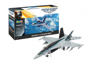 Revell kit avion 03864 Maverick's F/A-18E Super Hornet 'Top Gun: Maverick' 1/48