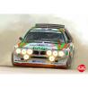 NuNu maquette voiture de Rally PN24005 Lancia Delta S4 '86 San Remo 1/24