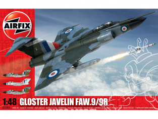 Airfix maquette avion A12007 Gloster Javelin FAW.9/9R 1/48