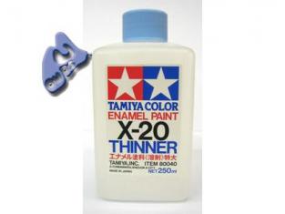 tamiya 80040 Diluant Enamel 250ml