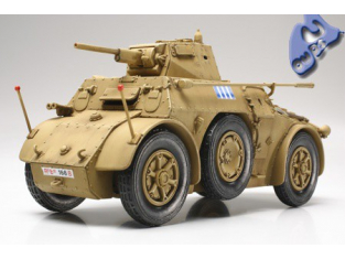 TAMIYA maquette militaire 89778 AB41 Italienne 1/48