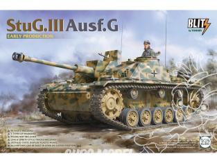 Takom maquette militaire 8004 StuG.III Ausf.G Début de production 1/35