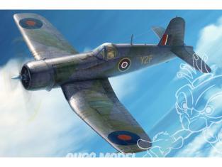 Hobby Boss maquette avion 80396 Chasseur britannique Corsair MK.Ⅲ 1/48