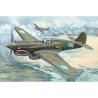 Trumpeter maquettes avion 02269 P-40E War Hawk 1/32