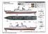 TRUMPETER maquette bateau 06727 Frégate PLA Navy Type 054A 1/700