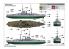 TRUMPETER maquette bateau 05364 SMS Viribus Unitis 1/350