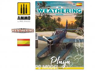 MIG magazine 4030 Numero 31 Playa en Castellano