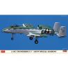 Hasegawa maquette avion 02333 A-10C Thunderbolt II «Marquage spécial 355FW» 1/72