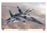 Hasegawa maquette avion 02334 Flanker Su-35 Flanker «UAV» 1/72