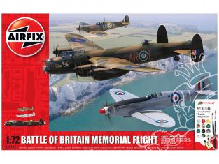 Airfix maquette avion A50182 Vol commémoratif de la bataille d'Angleterre 1/72