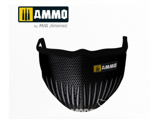 MIG 8056 Masque réutilisable Ammo