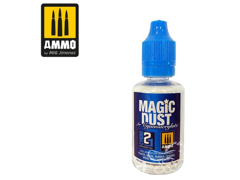 MIG JIMENEZ ACCESSOIRE 8047 Magic dust by colle 21