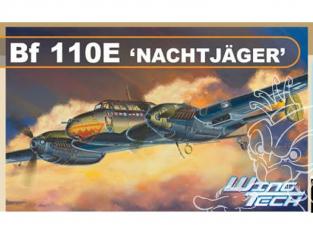 Dragon maquette avion 5566 Bf 110E 'NACHTJAGER' 1/48