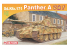 Dragon maquette militaire 7546 Sd.Kfz.171 Panther A 2 in 1 1/72