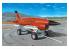 Plus Model maquette avion AL7035 BQM-34 Firebee avec chariot de transport 1/72