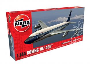 AIRFIX maquettes avion 05171 Boeing 707-436 1/144