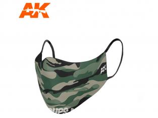 Ak Interactive AK9098 Masque camouflage classique 01 réutilisable