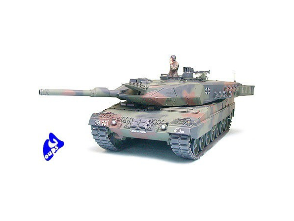 tamiya maquette militaire 35242 Leopard 2 A5 1/35