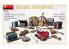 Mini Art maquette militaire 35622 INSTRUMENTS DE MUSIQUE 1/35