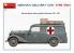 Mini Art maquette militaire 35297 TYPE 170V VOITURE DE SECOUR ALLEMANDE 1/35