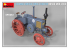 MINI ART maquette militaire 38024 Lanz Bulldog D8500 Modele 1938 1/35