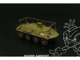 Brengun accessoire diorama BRS144050 BTR-60 PU 1/144
