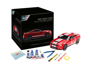 Revell kit 01031 Calendrier de l'Avent Ford Shelby GT 1/24