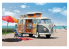 Revell maquette voiture 07674 VW Combi T1 Camper 1/24