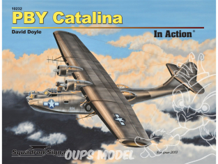 Librairie Squadron 10232 PBY Catalina in Action