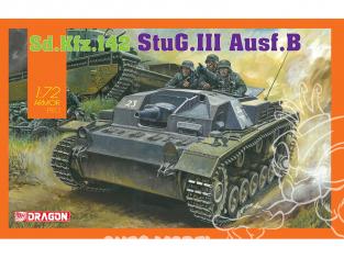 Dragon maquette militaire 7559 StuG.III Ausf.B 1/72