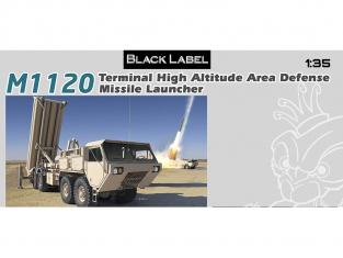Dragon maquette militaire 3605 Lanceur de missiles de défense de zone à haute altitude M1120 1/35
