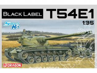 Dragon maquette militaire 3560 T54E1 Smart Kit 1/35