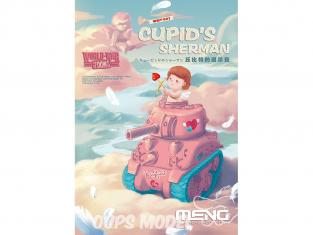Meng maquette militaire WWV-003 Agissez maintenant et gagnez le cœur SERIE WORLD WAR TOON