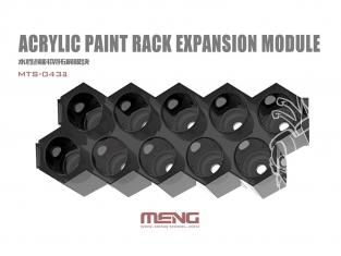 MENG MTS-043A Trouvez la bonne couleur en un coup d'œil module supplémentaire