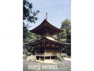Fujimi maquette bâtiment 50026 Tahoto 1/100