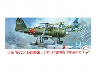 Fujimi maquette avion 723259 Mitsubishi F1M2 Model 11 (Nagato / Kashima Air Corps) 1/72